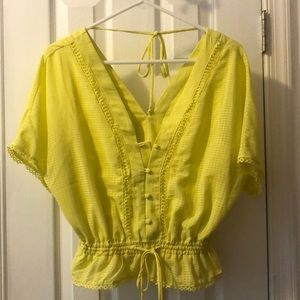 Like New Summer Top